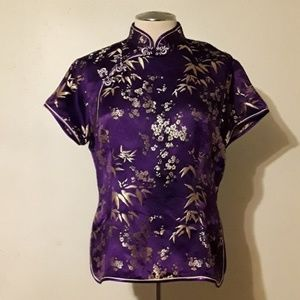 Tops - Closet Clear Out Sale Cheongsam Top